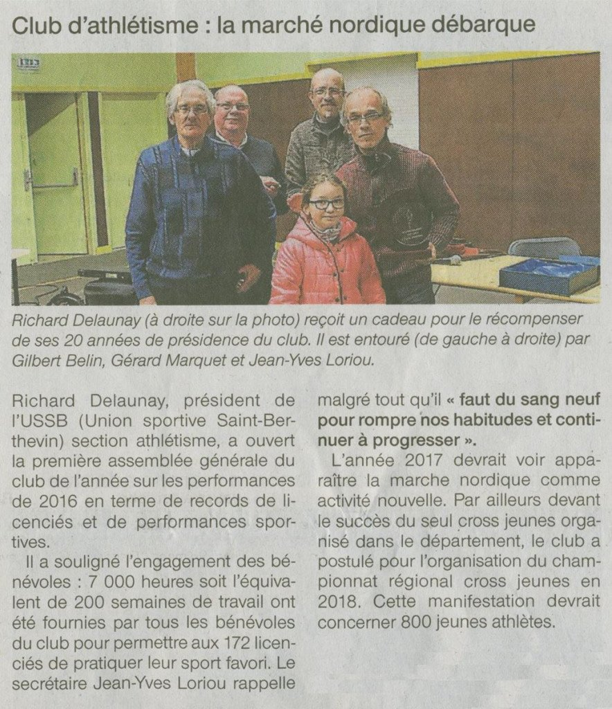 2017-01-09 - Ouest-France