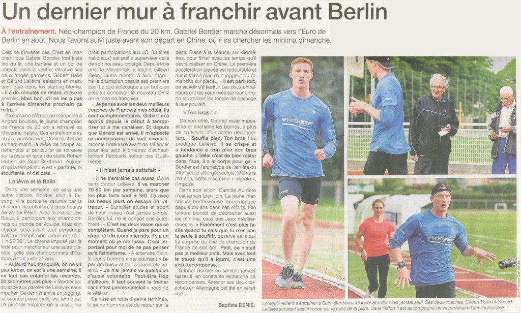 2018-05-03 - Ouest-France